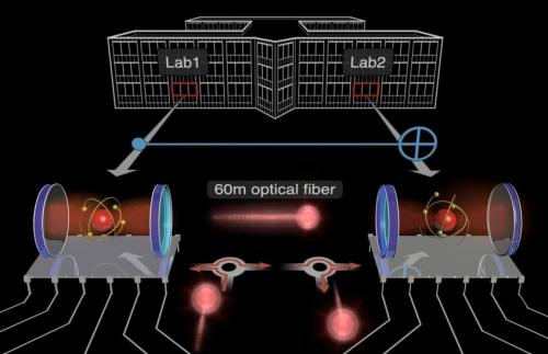 Quantum systems learn joint computing