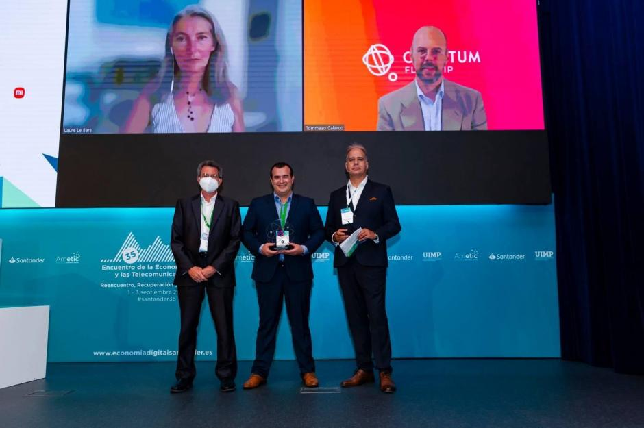 QuIC industrial excellence award